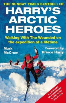 Harry's Arctic Heroes av Mark McCrum (Heftet)