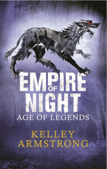 Empire of Night av Kelley Armstrong (Heftet)
