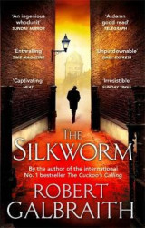 Omslag - The silkworm