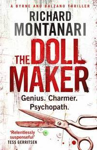 The Doll Maker av Richard Montanari (Heftet)