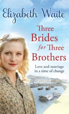 Three Brides for Three Brothers av Elizabeth Waite (Heftet)