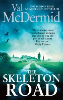 The skeleton road av Val McDermid (Heftet)