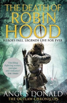 The Death of Robin Hood av Angus Donald (Heftet)