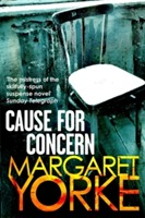 Cause for Concern av Margaret Yorke (Heftet)