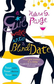A Girl Walks into a Blind Date av Helena S. Paige (Heftet)