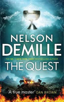 The quest av Nelson DeMille (Heftet)