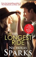 Omslag - The longest ride