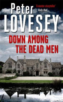 Down Among the Dead Men av Peter Lovesey (Heftet)