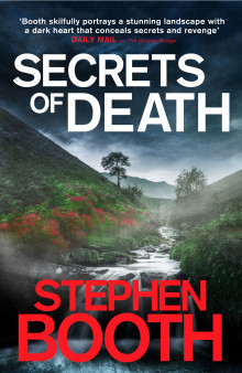 The Secrets of Death av Stephen Booth (Heftet)