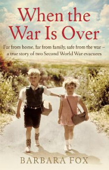 When the War is Over av Barbara Fox (Heftet)