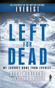 Left for Dead av Beck Weathers (Heftet)