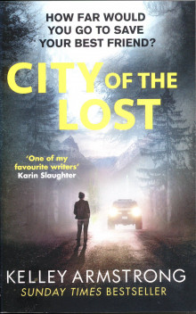 City of the Lost av Kelley Armstrong (Heftet)