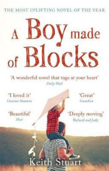 A boy made of blocks av Keith Stuart (Heftet)