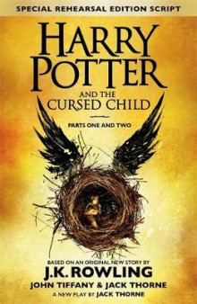 Harry Potter and the cursed child av J.K. Rowling (Innbundet)