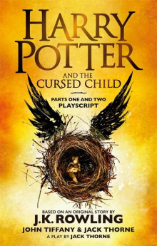 Harry Potter and the cursed child av J.K. Rowling, Jack Thorne og John Tiffany (Heftet)