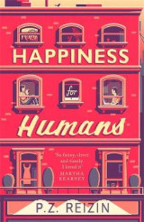 Omslag - Happiness for Humans