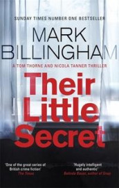 Their Little Secret av Mark Billingham (Innbundet)