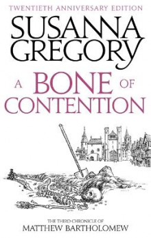 A Bone of Contention av Susanna Gregory (Heftet)