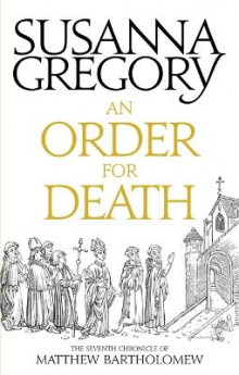 An Order For Death av Susanna Gregory (Heftet)