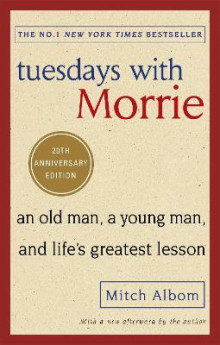 Tuesdays with Morrie av Mitch Albom (Heftet)
