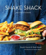 Omslag - Shake Shack: Recipes and Stories