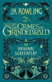 Fantastic Beasts: The Crimes of Grindelwald - The Original Screenplay av J. K. Rowling (Heftet)
