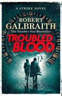 Troubled Blood av Robert Galbraith (Innbundet)