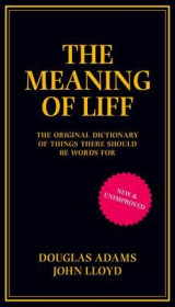 Omslag - The meaning of Liff