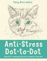 Anti-Stress Dot-to-Dot av Emily Wallis (Heftet)
