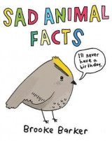 Omslag - Sad animal facts