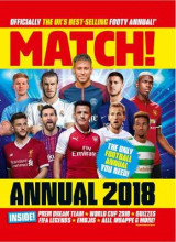 Omslag - Match Annual 2018
