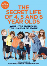 Omslag - The Secret Life of 4, 5 and 6 Year Olds