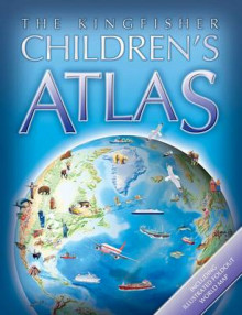 The Kingfisher Children's Atlas av Belinda Weber (Heftet)