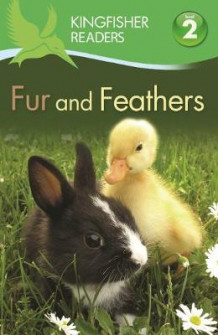 Kingfisher Readers: Fur and Feathers (Level 2: Beginning to Read Alone) av Claire Llewellyn (Heftet)