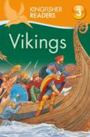 Kingfisher Readers Level 3: Vikings av Philip Steele (Heftet)