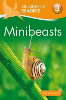Kingfisher Readers: Minibeasts (Level 3: Reading Alone with Some Help) av Anita Ganeri (Heftet)