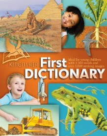 Kingfisher First Dictionary av John Grisewood (Heftet)