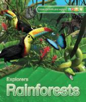 Explorers: Rainforests av Anita Ganeri (Heftet)