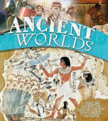 Ancient Worlds av Kingfisher (Innbundet)