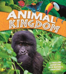 Animal Kingdom av Claire Llewellyn (Innbundet)
