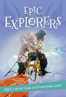 It's All About... Epic Explorers av Kingfisher (Heftet)