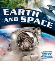 Earth and Space av Claire Llewellyn (Innbundet)