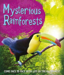 Fast Facts! Mysterious Rainforests av Kingfisher (Heftet)