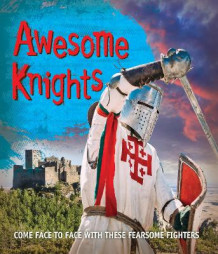 Fast Facts! Awesome Knights av Kingfisher (Heftet)
