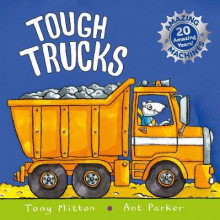 Amazing Machines: Tough Trucks av Tony Mitton (Heftet)