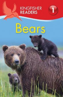 Kingfisher Readers: Bears (Level 1: Beginning to Read) av Thea Feldman (Heftet)