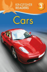 Omslag - Kingfisher Readers: Cars (Level 3: Reading Alone with Some Help)