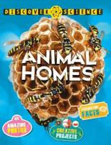 Omslag - Discover Science: Animal Homes
