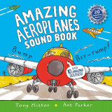 Omslag - Amazing Aeroplanes Sound Book