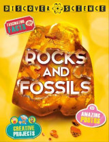 Omslag - Discover Science: Rocks and Fossils